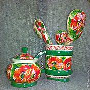 Для дома и интерьера handmade. Livemaster - original item Tableware Maki. Handmade.