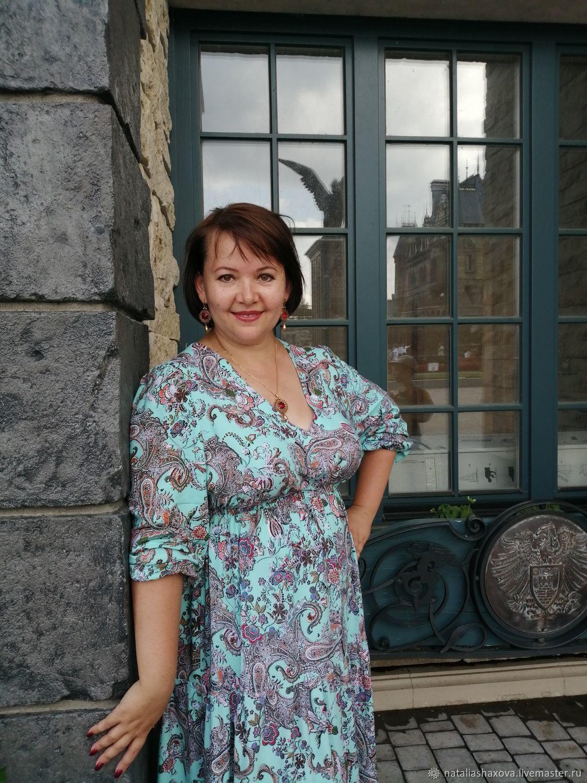 """Платье """"Цветочная поляна"""", Платья, Самара,  Фото №1"""