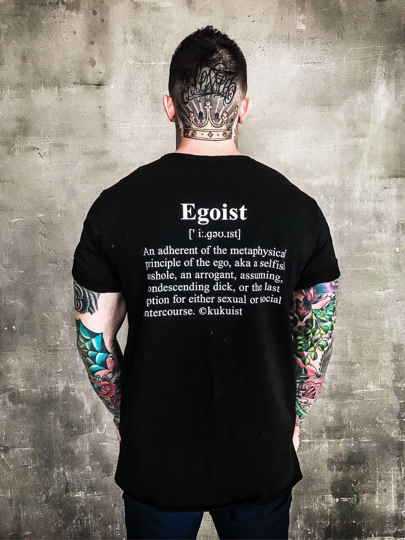 e2d45b2551e705b Купить Чёрная мужская футболка Футболки, майки ручной работы. Чёрная мужская  футболка KUKUIST. KUKUIST. Интернет-магазин