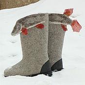 Субкультуры handmade. Livemaster - original item Boots