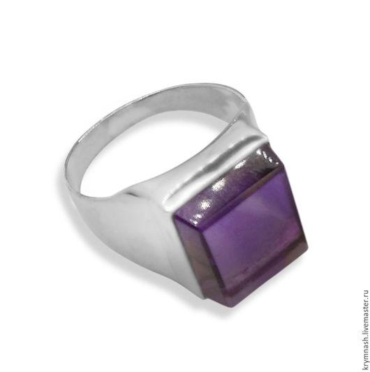 """Кольца ручной работы. Ярмарка Мастеров - ручная работа. Купить Кольцо """"Созерцание"""" из серебра с кварцем - РЕЗЕРВ. Handmade. Серебряный, из серебра"""