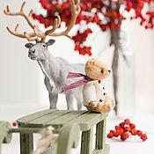 Куклы и игрушки ручной работы. Ярмарка Мастеров - ручная работа Mr. Plum. Handmade.