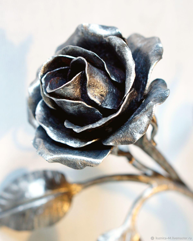кованые розы фото смотреть такие