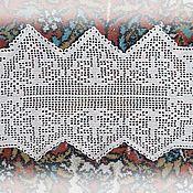 Винтаж ручной работы. Ярмарка Мастеров - ручная работа 24 Салфетка кружевная. Handmade.