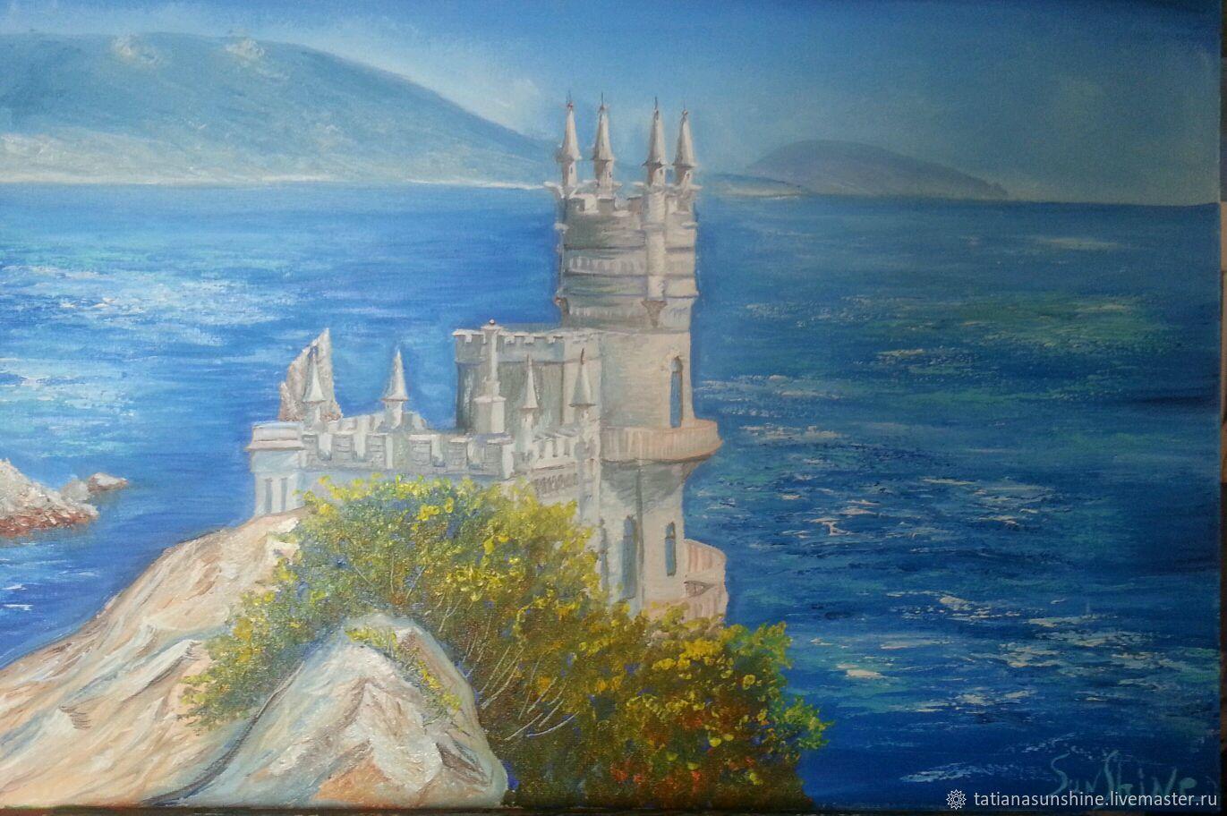 открытки крымские пейзажи панель