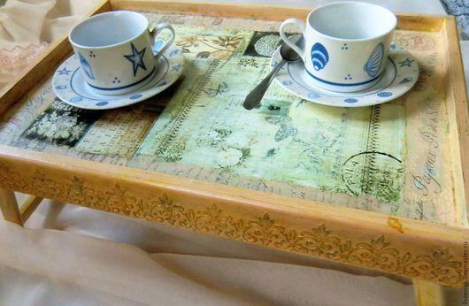 Кухня ручной работы. Ярмарка Мастеров - ручная работа. Купить Столик для завтрака Солнечное утро. Handmade. Ручная авторская работа