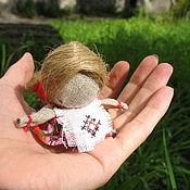 """Куклы и игрушки ручной работы. Ярмарка Мастеров - ручная работа Куколка """"Счастье"""". Handmade."""