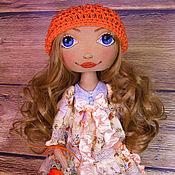 Куклы и игрушки ручной работы. Ярмарка Мастеров - ручная работа Интерьерная кукла Эрика. Handmade.