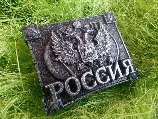 Подарки для мужчин, ручной работы. Ярмарка Мастеров - ручная работа. Купить Мыло Россия подарок на 23 февраля день защитника отечества. Handmade.