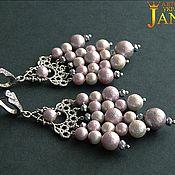 Украшения handmade. Livemaster - original item Chlopacy pearls.