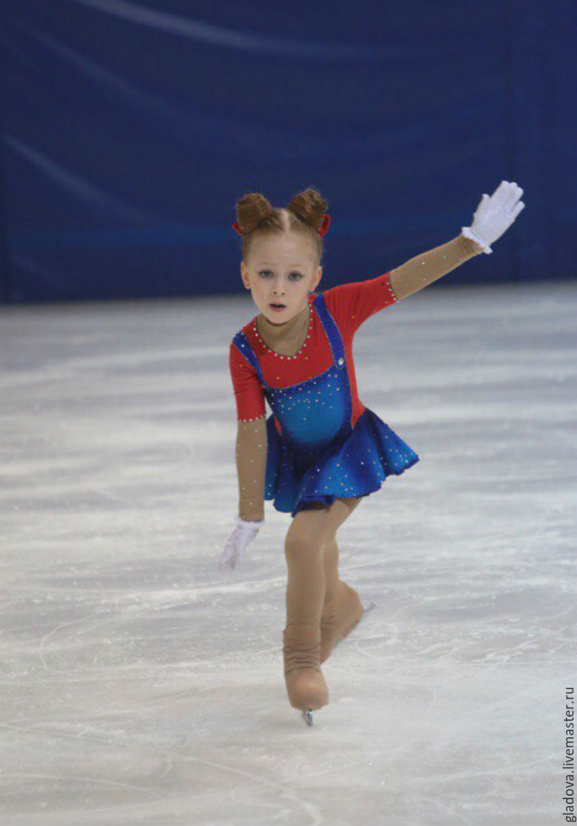 For figure skating dress ' Mario', Carnival costumes for children, Tolyatti,  Фото №1