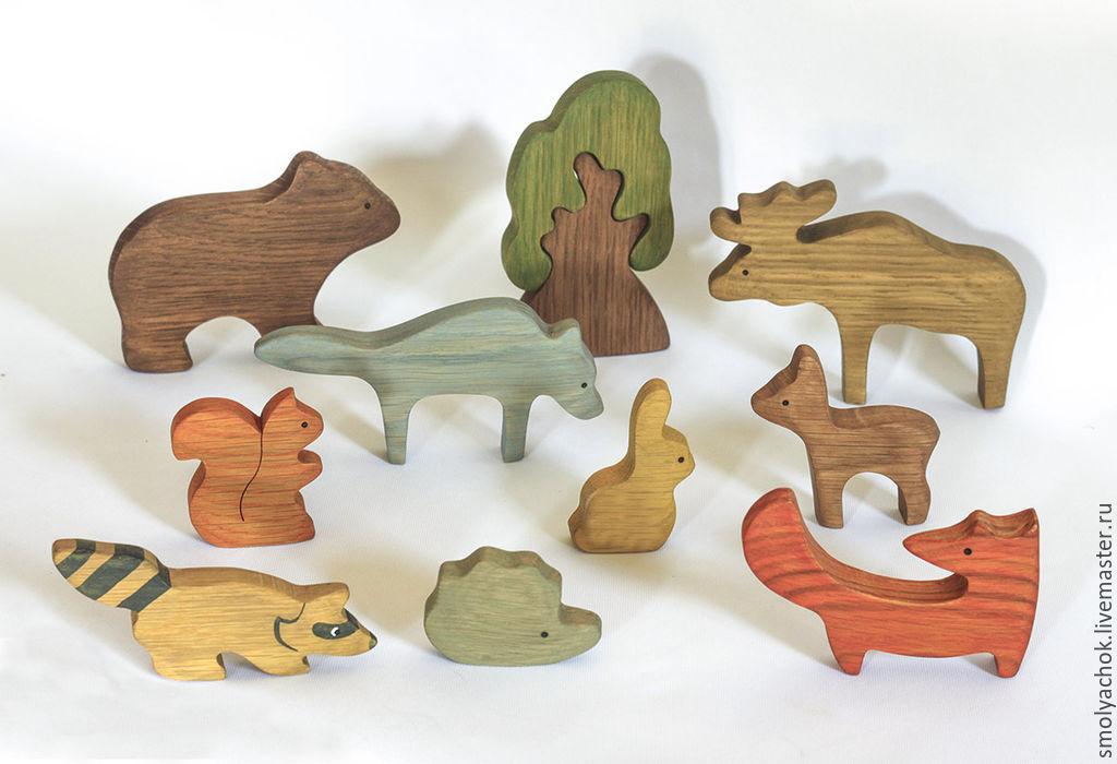 Игрушки из дерева своими руками из дерева фото 42