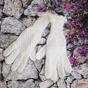 Accessories handmade. Livemaster - original item Gloves