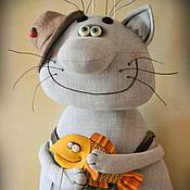 Куклы и игрушки ручной работы. Ярмарка Мастеров - ручная работа Мечта рыбака. Handmade.