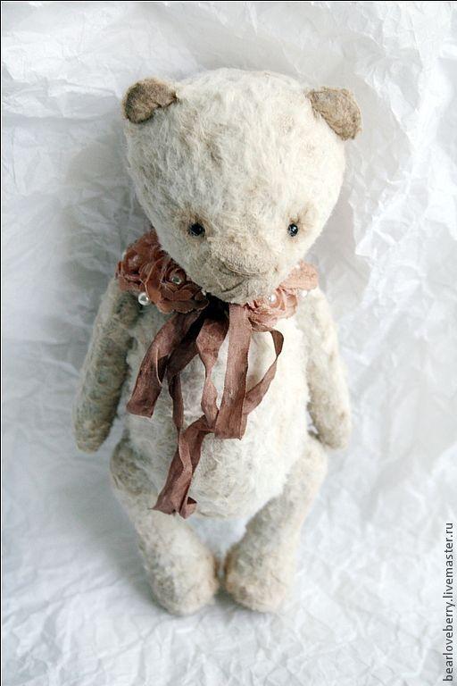 Мишки Тедди ручной работы. Ярмарка Мастеров - ручная работа. Купить Мишка. Handmade. Мишка, авторский мишка тедди, опилочки
