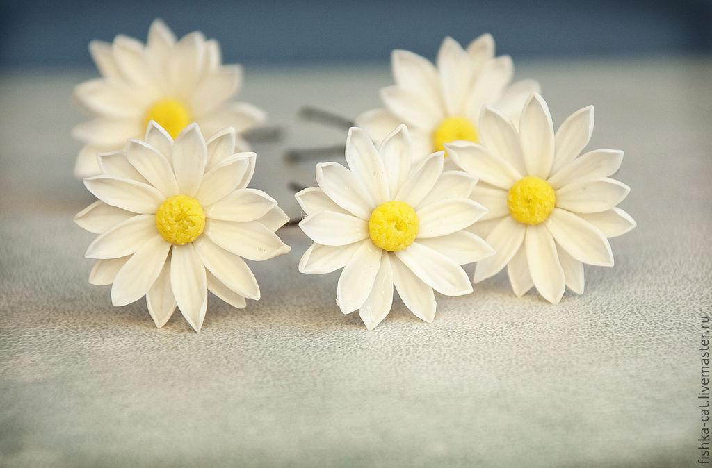 Stud 'Daisy', Hairpin, Moscow,  Фото №1