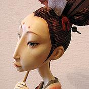 """Куклы и игрушки ручной работы. Ярмарка Мастеров - ручная работа Авторская кукла """"Йоши"""". Handmade."""
