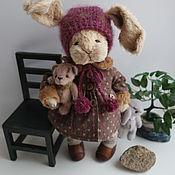 Куклы и игрушки ручной работы. Ярмарка Мастеров - ручная работа Любаша.. Handmade.