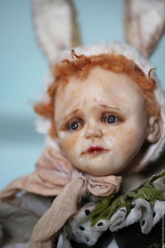 Портретные куклы ручной работы. Ярмарка Мастеров - ручная работа. Купить Савушка. Handmade. Рыжий, ручная авторская работа
