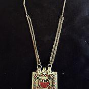 Винтаж handmade. Livemaster - original item Vintage necklace pendants. Handmade.