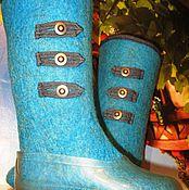 """Обувь ручной работы. Ярмарка Мастеров - ручная работа Валенки """"КАЙ"""". Handmade."""
