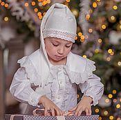 Работы для детей, ручной работы. Ярмарка Мастеров - ручная работа Крестильная рубашка, крестильная рубашка для мальчика. Handmade.