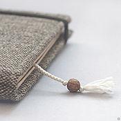 Канцелярские товары handmade. Livemaster - original item Notebook tweed Wool. Handmade.