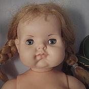 Винтаж ручной работы. Ярмарка Мастеров - ручная работа Винтажная кукла Wilkin от Vogue 1963г. Handmade.