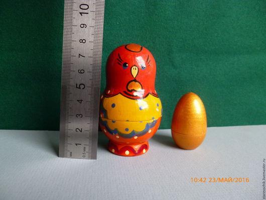 Винтажные куклы и игрушки. Ярмарка Мастеров - ручная работа. Купить Пасхальное яичко. Handmade. Комбинированный, игрушка
