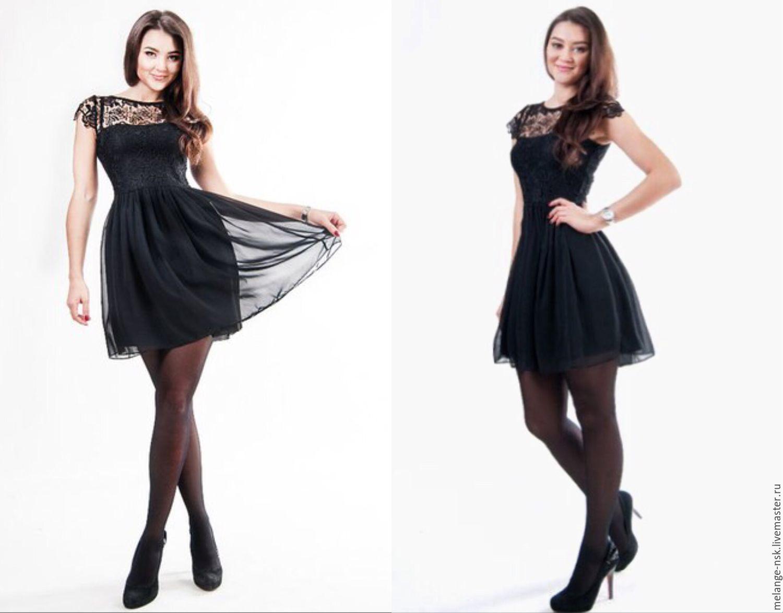 Маленькое черное платье в магазинах