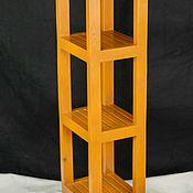 Для дома и интерьера handmade. Livemaster - original item Bookcase- Shelving. Handmade.