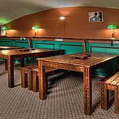 Столы ручной работы. Ярмарка Мастеров - ручная работа Стол обеденный деревянный KODA. Handmade.