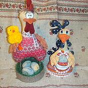 Подарки к праздникам ручной работы. Ярмарка Мастеров - ручная работа Счастливое семейство. Handmade.