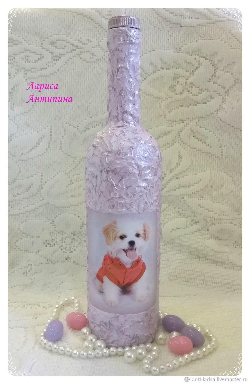 Бутылка декоративная, Бутылки, Москва,  Фото №1