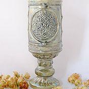Посуда handmade. Livemaster - original item Cup