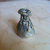 Сувениры и подарки ручной работы. Ярмарка Мастеров - ручная работа колокольчик манок для денег. Handmade.