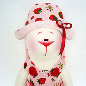 Куклы и игрушки ручной работы. Ярмарка Мастеров - ручная работа Заяц Габриэль (45 см.). Handmade.