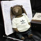 Куклы и игрушки handmade. Livemaster - original item Teddy bear Max. Handmade.