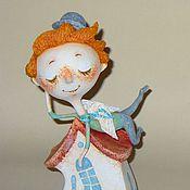 Куклы и игрушки ручной работы. Ярмарка Мастеров - ручная работа Ангел на крыше.. Handmade.
