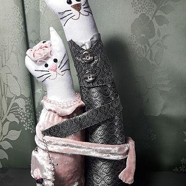 Подарочные интерьерные куклы
