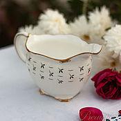 Винтаж handmade. Livemaster - original item Royal Crown Derby milk jug pattern sandby.. Handmade.