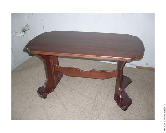 Мебель ручной работы. Ярмарка Мастеров - ручная работа. Купить Журнальный столик. Handmade. Столик, журнальный столик, бук