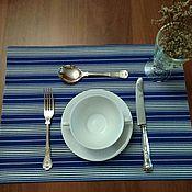 Для дома и интерьера handmade. Livemaster - original item Serving Napkin Strip 32h44cm. Handmade.