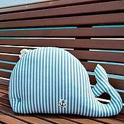Куклы и игрушки handmade. Livemaster - original item The whale 25h39 cm. Handmade.