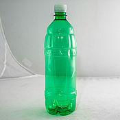 Бутылка 1 л, пластиковая тара 1000 мл