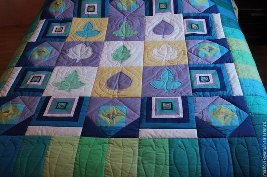 Текстиль, ковры ручной работы. Ярмарка Мастеров - ручная работа. Купить покрывало. Handmade. Лоскутное одеяло, интерьер, спальня