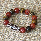 Фен-шуй и эзотерика handmade. Livemaster - original item Amulet bracelet with JI 9 eyes