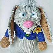 """Куклы и игрушки ручной работы. Ярмарка Мастеров - ручная работа игрушка """"Кролик с зазеркалья"""". Handmade."""