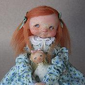 """Куклы и игрушки ручной работы. Ярмарка Мастеров - ручная работа """"Абби"""". Handmade."""