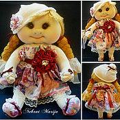 Куклы и игрушки ручной работы. Ярмарка Мастеров - ручная работа Авторская кукла, Аринка. Handmade.